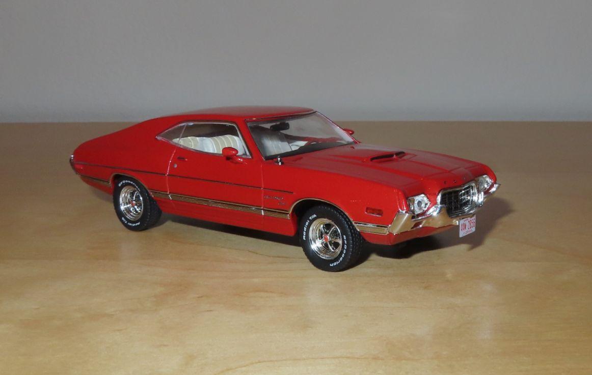 Torino cobra 1972 ford